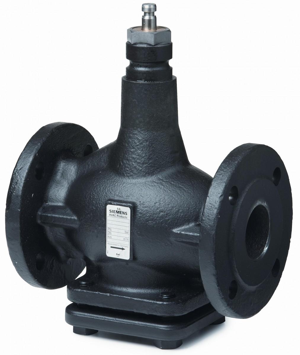 Клапан 3-х ходовой с PTFE уплотнением по штоку, Kv=100